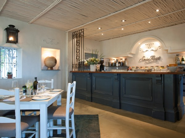 Bertus Basson at Spice Route: A modern South African restaurant photo