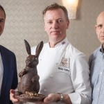 The world`s most expensive Easter bunny photo