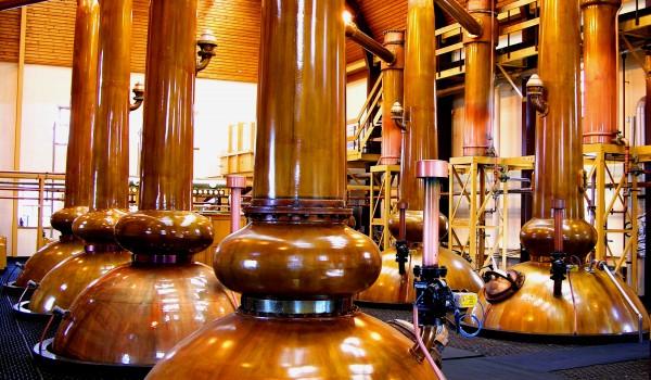 Stunning Distilleries From Around the World photo