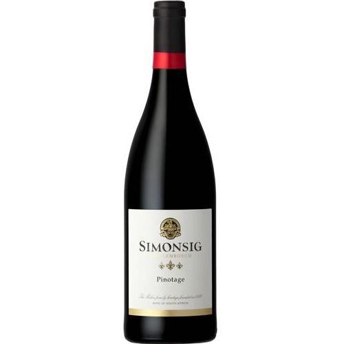 Wine Time: Simonsig Pinotage 2012 photo