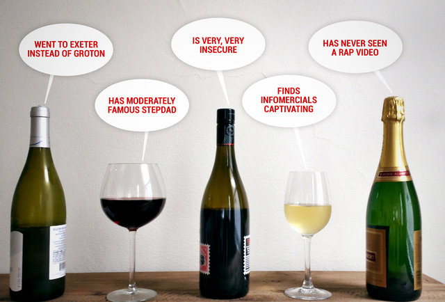 What your favourite wine says about you photo