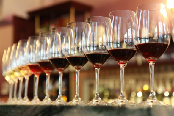The definitive glossary of wine tasting terms