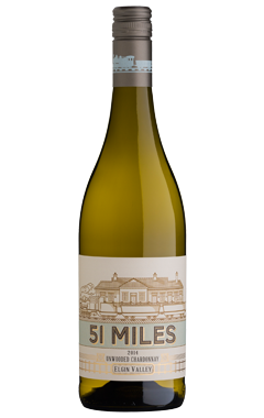 winters drift wine elgin 51 miles unwooded chardonnay 2014 Winters Drift releases new wine range called 51 Miles