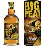Packaging Spotlight: Big Peat Whiskey photo
