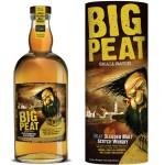 Packaging Spotlight: Big Peat Whiskey photo