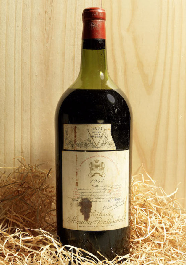 This $18,000 Bottle of Wine May Be Undrinkable photo