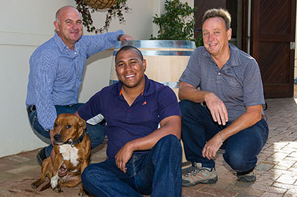 Cape Cooperage Group invests in CWG Protégé winemaking skills photo