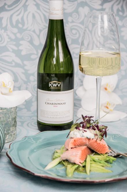 Celebrate International Chardonnay Day with a Sensational Salmon Pairing photo