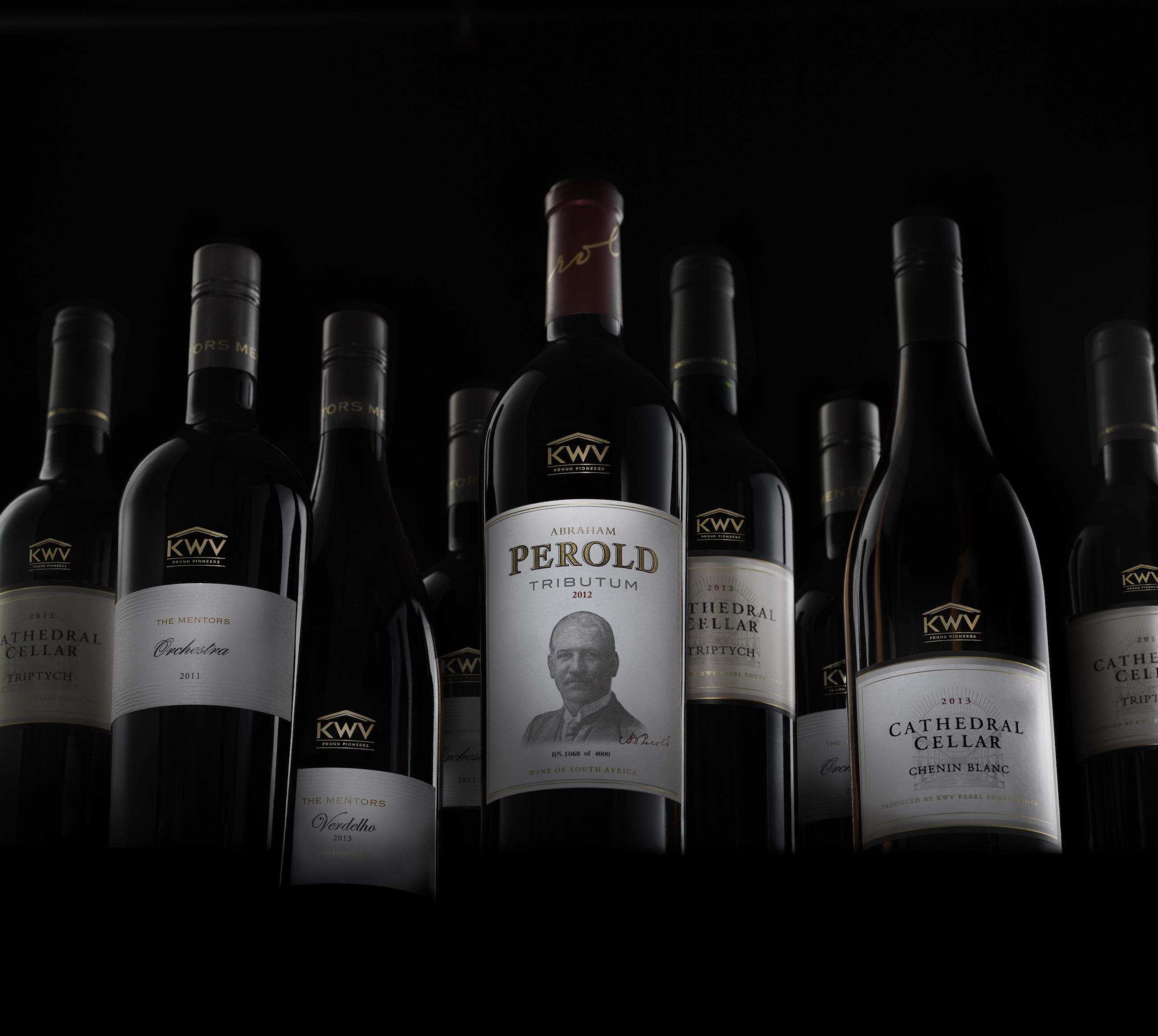KWV 'World Wine Leader' With Multiple Global Award Win photo