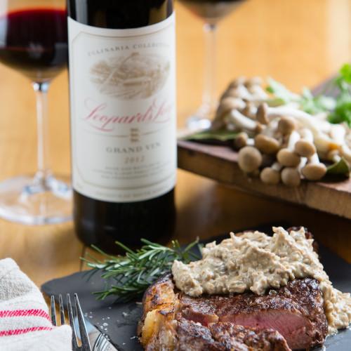 Award-winning wine for unbeatable dinner-table partners photo