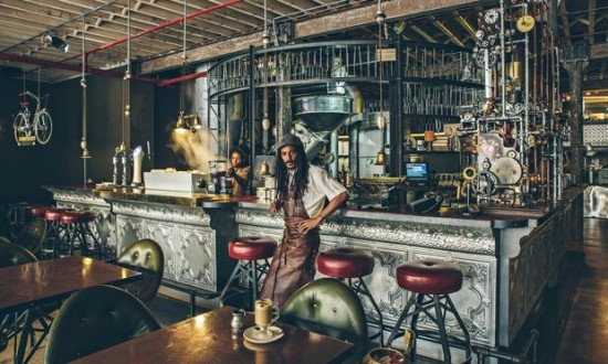 TRUTH Coffee named one of the coolest coffee shops in the world photo
