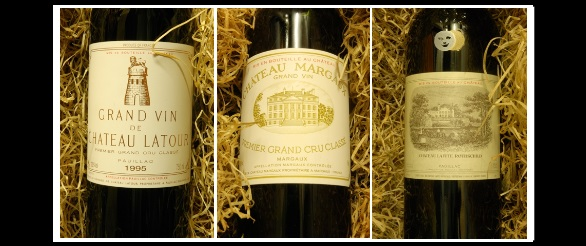 Taste 10 First Growths plus enjoy an unforgettable Bordeaux dinner! photo
