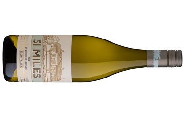 Wine review: Winters Drift 51 Miles Unwooded Chardonnay 2014 photo