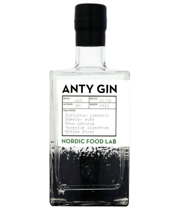 For $300, You Can Drink Gin Made From The Bodies Of Foraged Ants photo