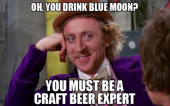 Man sues MillerCoors over its questionable marketing of Blue Moon as a craft beer photo