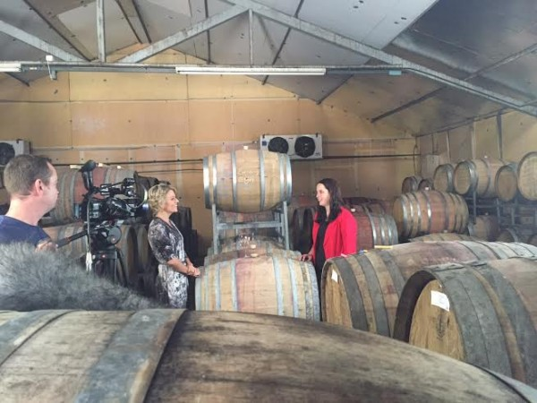 Boplaas Family Vineyards shares their success story with Kwêla photo