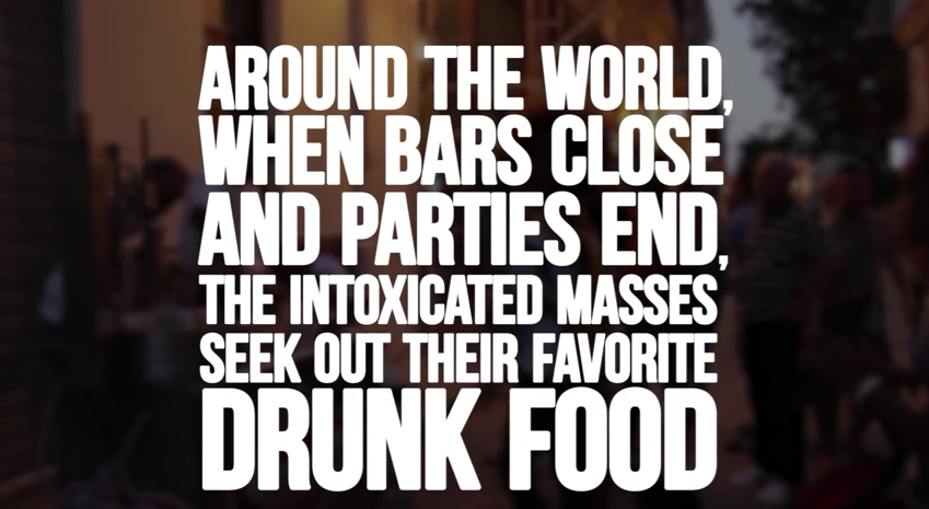 The Most Popular Drunk Foods Around The World photo