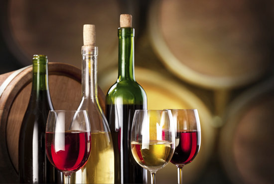 Infographic shows how long your bottle of wine will last once opened photo