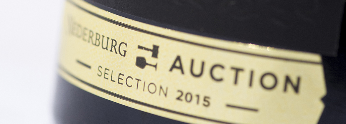 Choicest Nederburg line-up for Auction 2015 photo