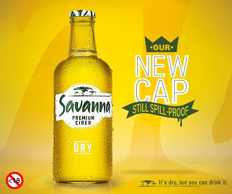 new cap savanna Savanna gets a bold new look
