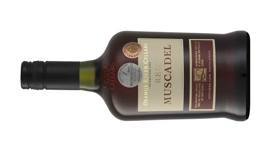 New-look Orange River Cellars Muscadel Plucks Platinum Award photo