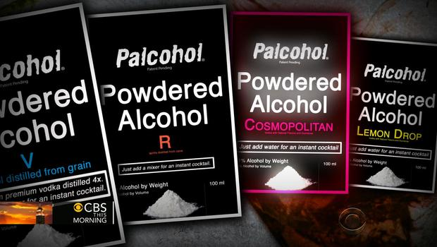 We Experimented With Powdered Alcohol So You Don`t Have To photo