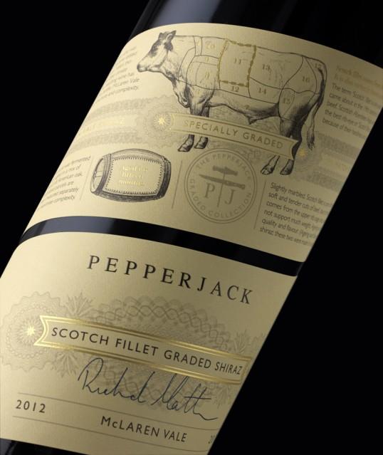 Packaging Spotlight: Pepperjack Wines photo