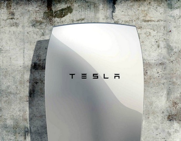 Tesla batteries pair well with wine-making photo
