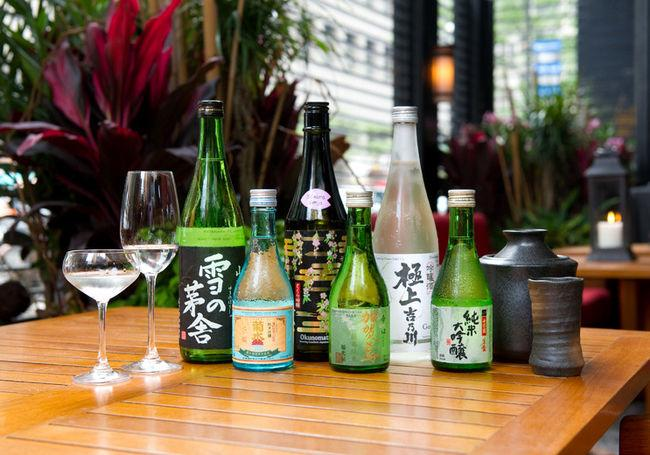Sophisticated sake going mainstream photo