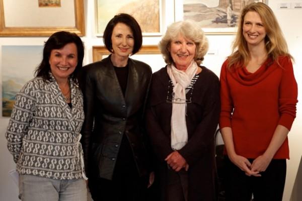 The winners of the 2015 SA Wine Writers' Awards photo