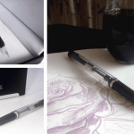 Pen Writes Using Your Choice of Ink, Wine or Beer photo