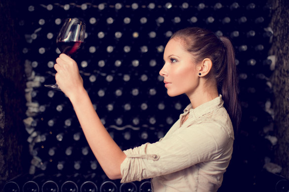 Why women are becoming the key ingredient in making and marketing wine photo