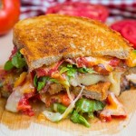 Feast for less: Grown-up grilled cheese sandwiches photo