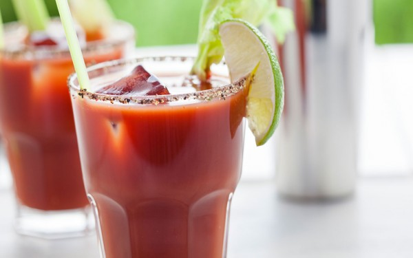 How To Build Your Own Classic Bloody Mary photo