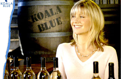 Olivia Newton-John will sell no wine before its time photo