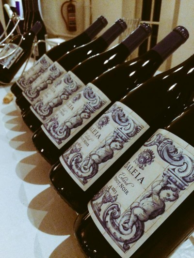 baleia new labels e1438244036547 The Baleia wine range gets a new look
