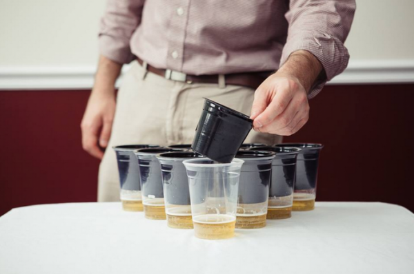 These guys just fixed the absolute biggest problem in Beer Pong photo