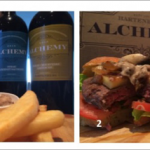 Alchemy Best Home Cooked Burger Competition 2015 photo