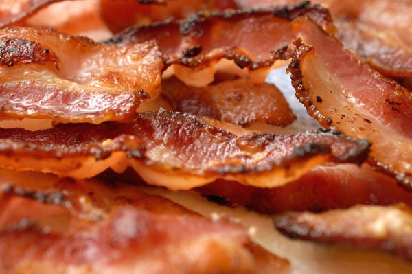 Candied Tequila Bacon photo