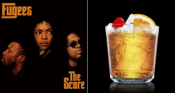 How the Fugees Predicted the Return of the Amaretto Sour photo
