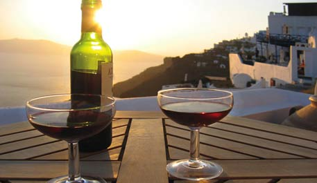 How Greece`s debt crisis is impacting its Wine Industry photo