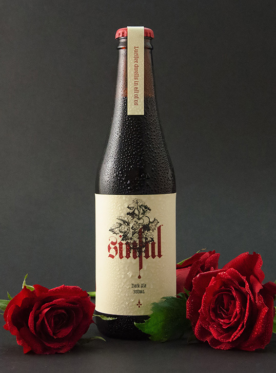 Beer Packaging Spotlight: Sinful photo