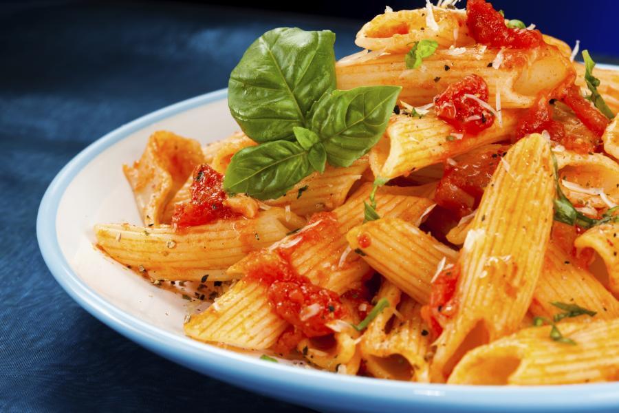 Vodka brings ordinary bowl of pasta to another level photo
