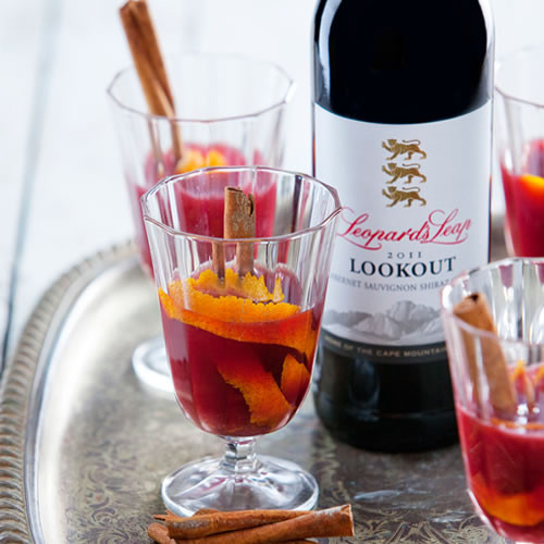Spice up your life with winter-warming Glühwein photo