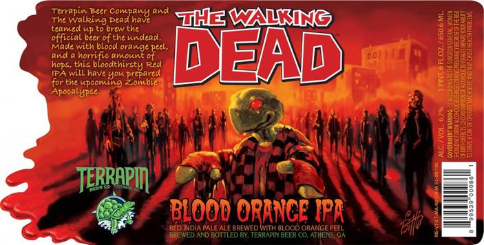 Have a thirst for the apocalypse? Official Walking Dead beer is coming photo
