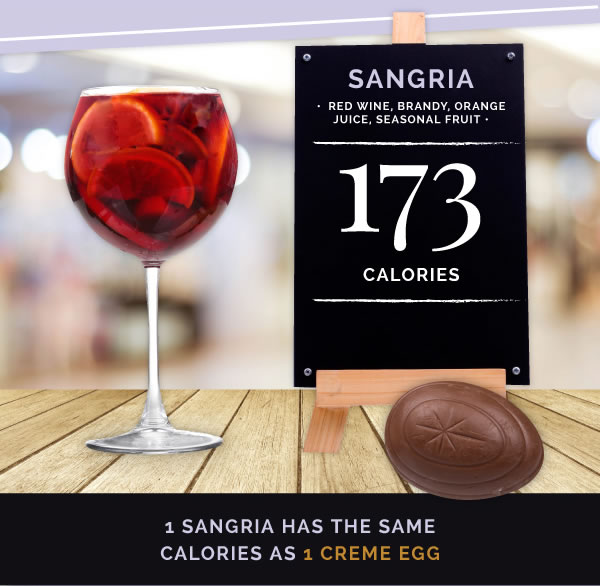 11sangria 15 Classic Cocktails With The Most Calories