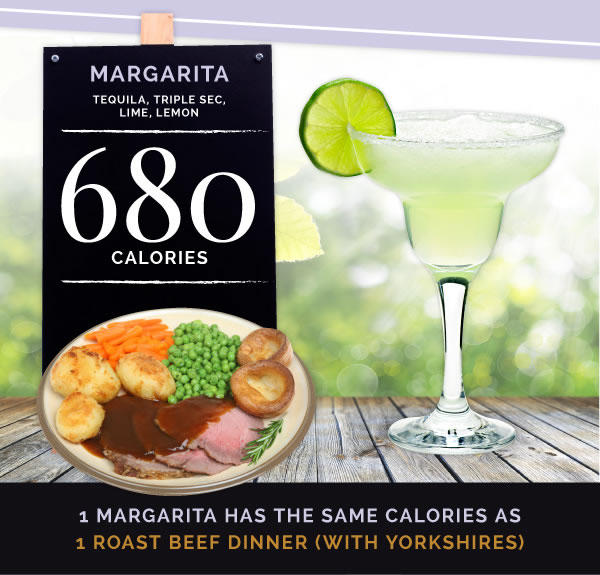 2margarita 15 Classic Cocktails With The Most Calories