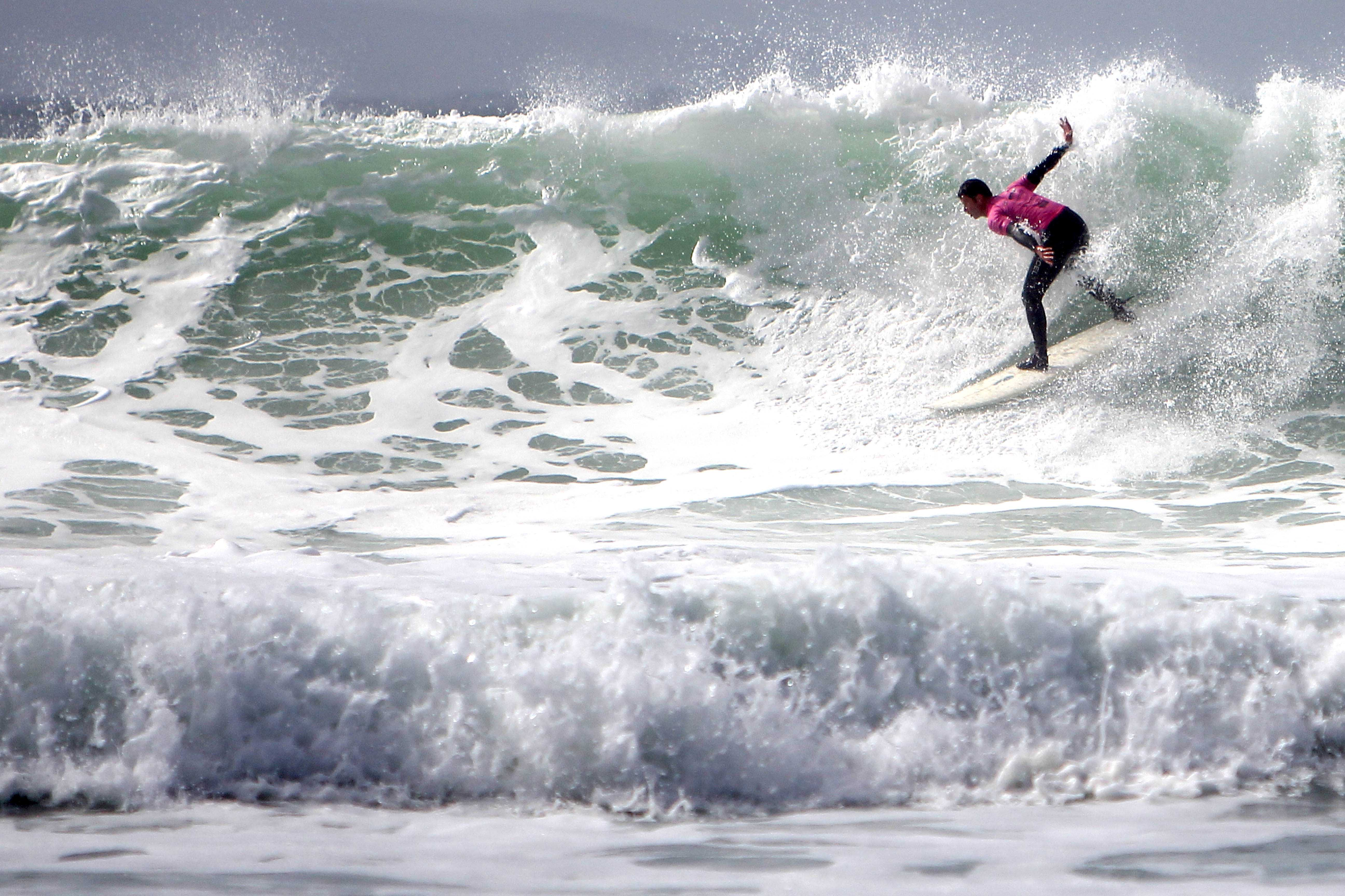 The 2015 Reef Vintners' Surf Classic Goes Down in Maxing Stilbaai Conditions photo