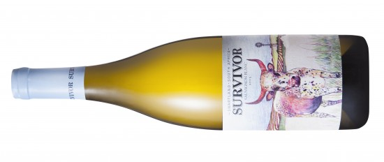 Survivor Sauvignon Blanc 20151 e1439886340620 This new wine range by Overhex International is named after a cow
