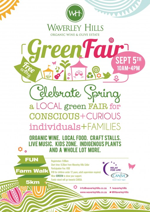 Celebrate spring  with the local Green Fair at Waverley Hills photo